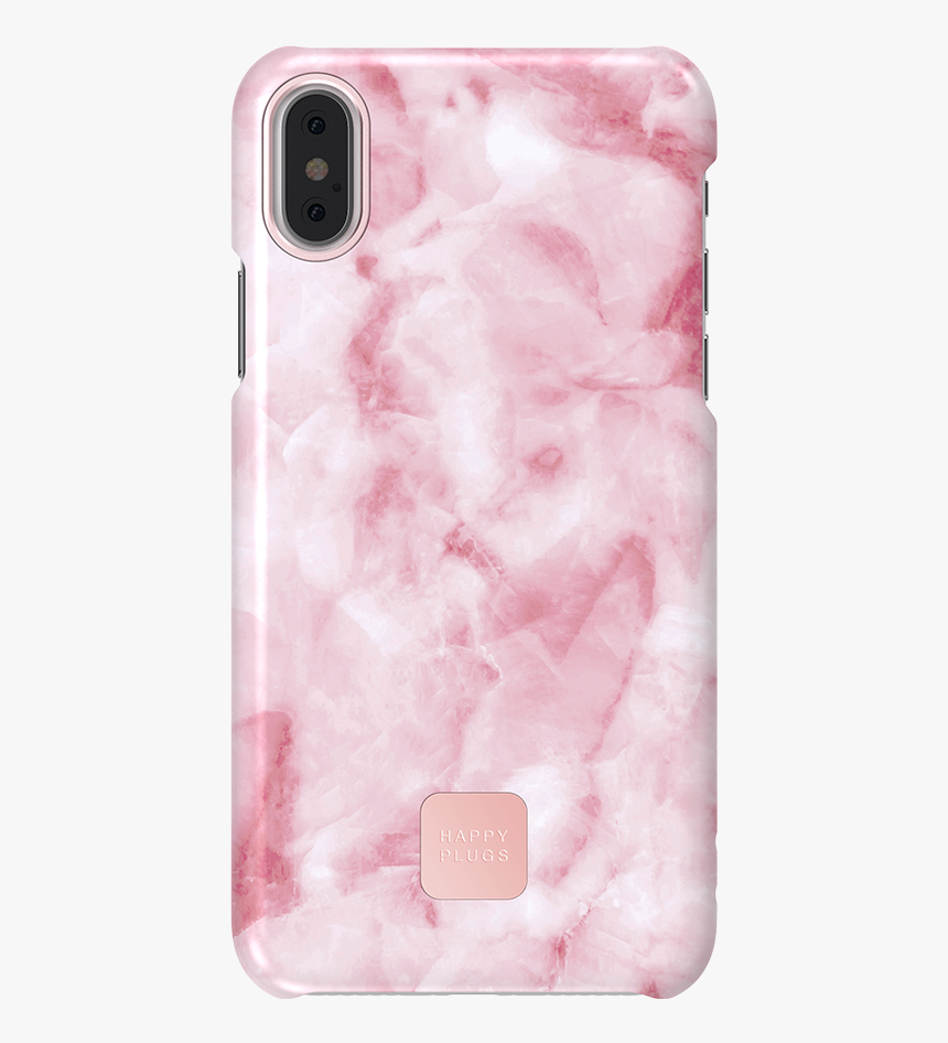 Iphone X Case Pink Marble - Pink Iphone Case Png, Transparent Png, Free Download