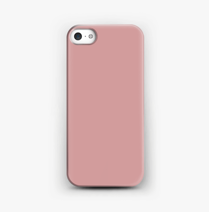 Dusty Pink Case Iphone 5/5s - Mobile Phone Case, HD Png Download, Free Download