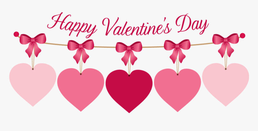 Cute Cotton Candy Valentine's Set Up - Happy Valentine Day 2018, HD Png Download, Free Download