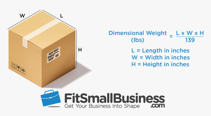 Carton Box Rate Calculation Formula, HD Png Download, Free Download