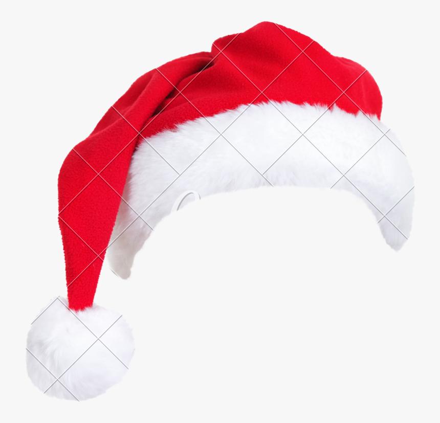 Santa Cap Png - Christmas Hat Stock, Transparent Png, Free Download