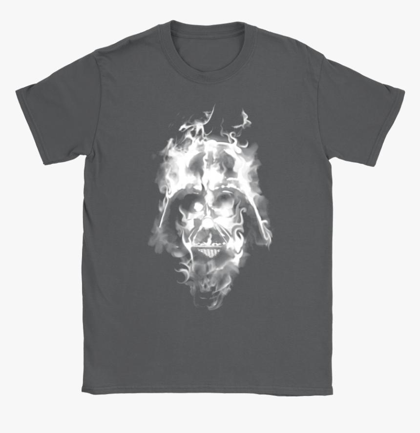 Darth Vader Smoky Star Wars Shirts - Shirt, HD Png Download, Free Download
