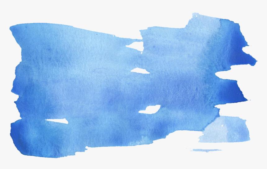 Transparent Paint Brush Png Transparent - Transparent Watercolor Stroke Png, Png Download, Free Download
