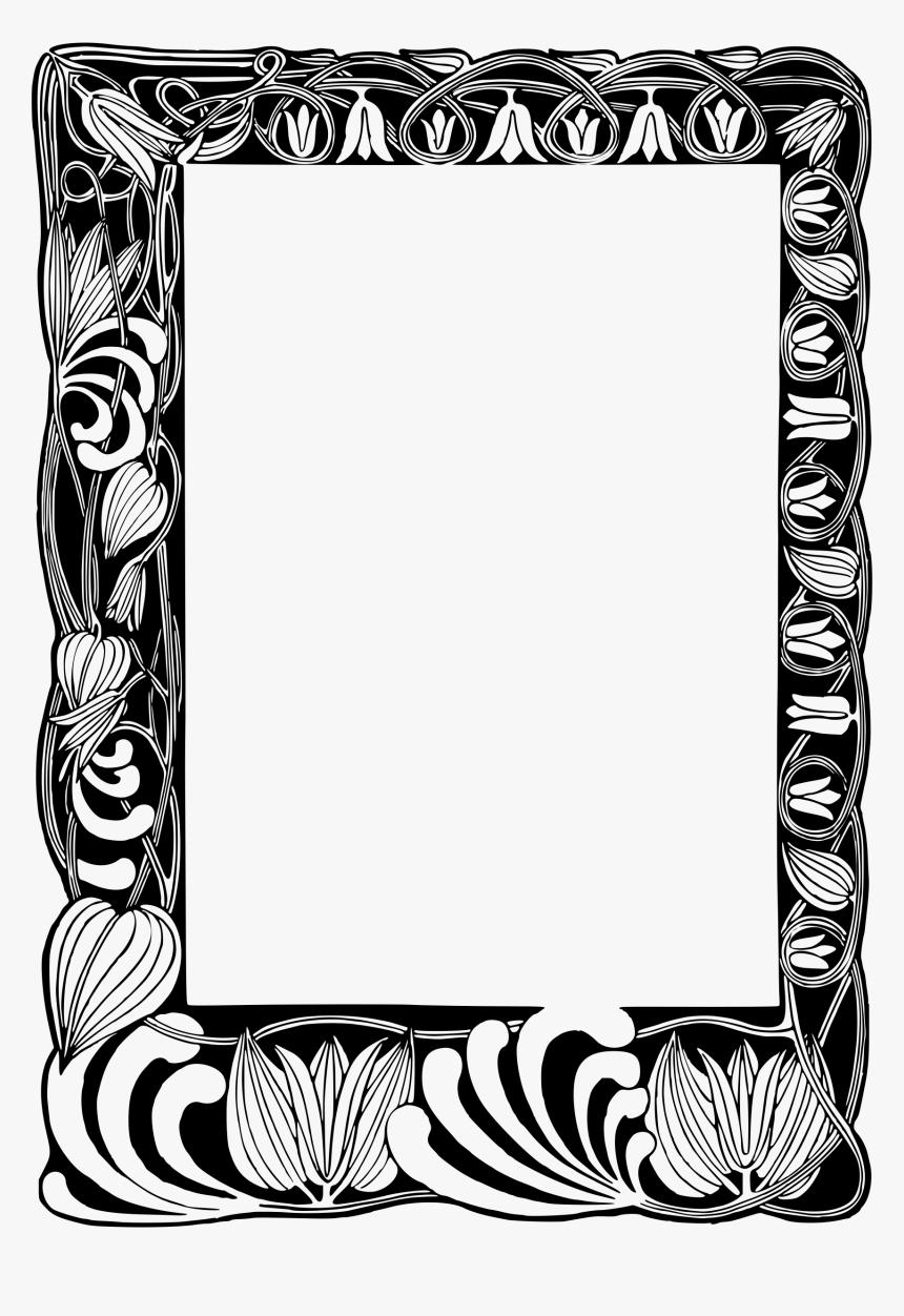 Death Photo Frame Design Png, Transparent Png, Free Download