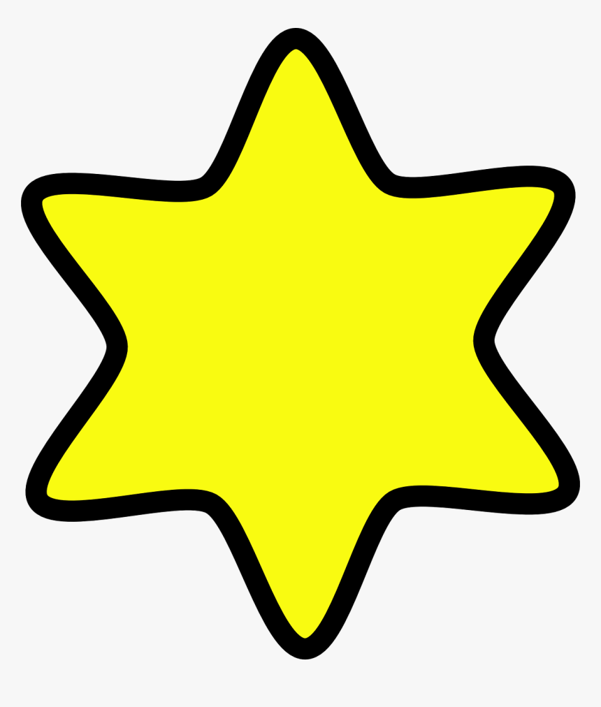 Estrellas, Amarillo, Forma, Oro - ดาว Png, Transparent Png, Free Download
