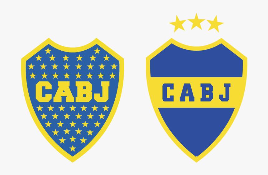 Escudo Boca Juniors Vector, HD Png Download, Free Download