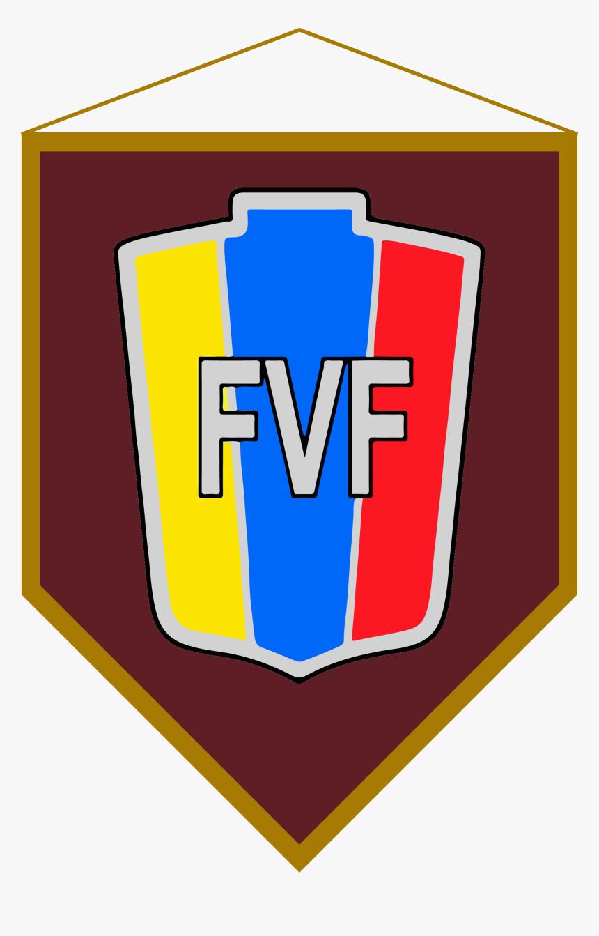 Logo Banderín Venezuela - Venezuelan Football Federation, HD Png Download, Free Download