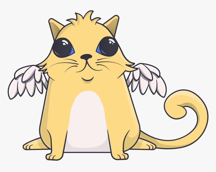 Cryptokitties Svg, HD Png Download, Free Download