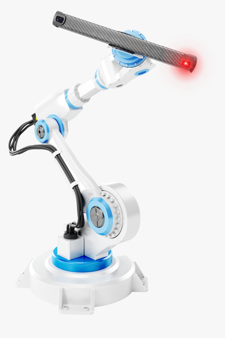 Robotic New Year Wish, HD Png Download, Free Download
