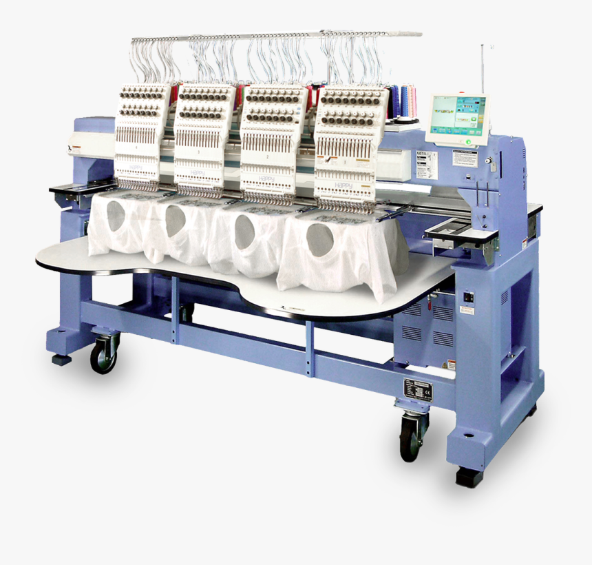 Embroidery Machine Png, Transparent Png, Free Download