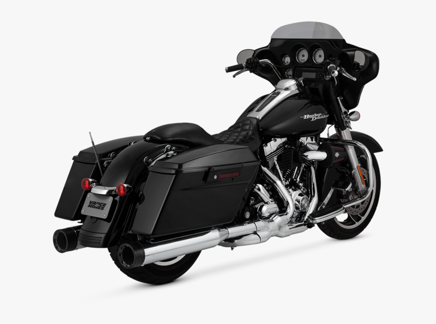 Road Glide 2019 With Vance & Hines 450, HD Png Download, Free Download