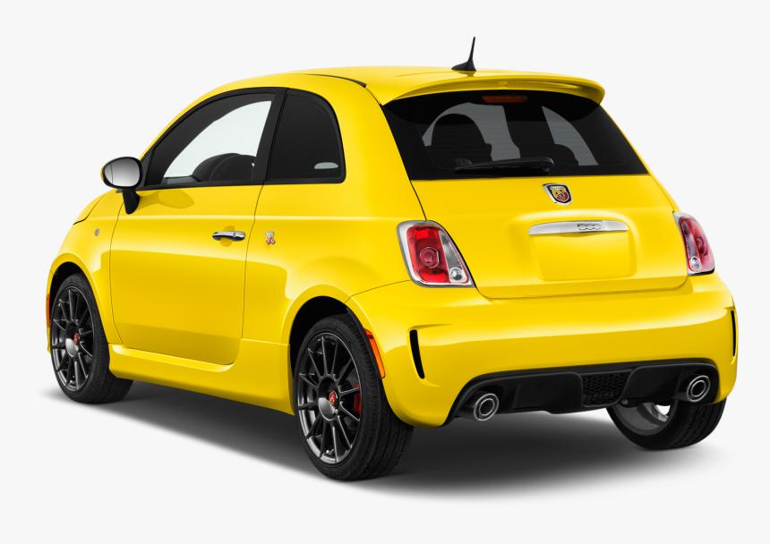 Transparent Fiat Png - 2017 Fiat 500x Rear, Png Download, Free Download
