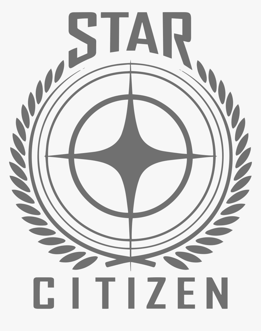 Imperium Star High Game Video Voltage Citizen Clipart - Star Citizen Logo Gif, HD Png Download, Free Download