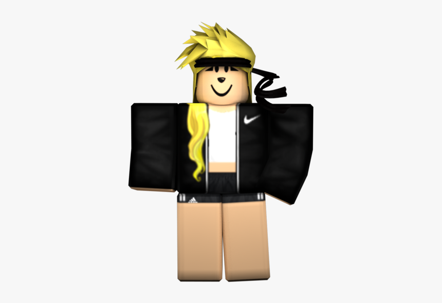 Outfits On Roblox For Free Thumb Image Cool Roblox Outfits For Girls Hd Png Download Kindpng