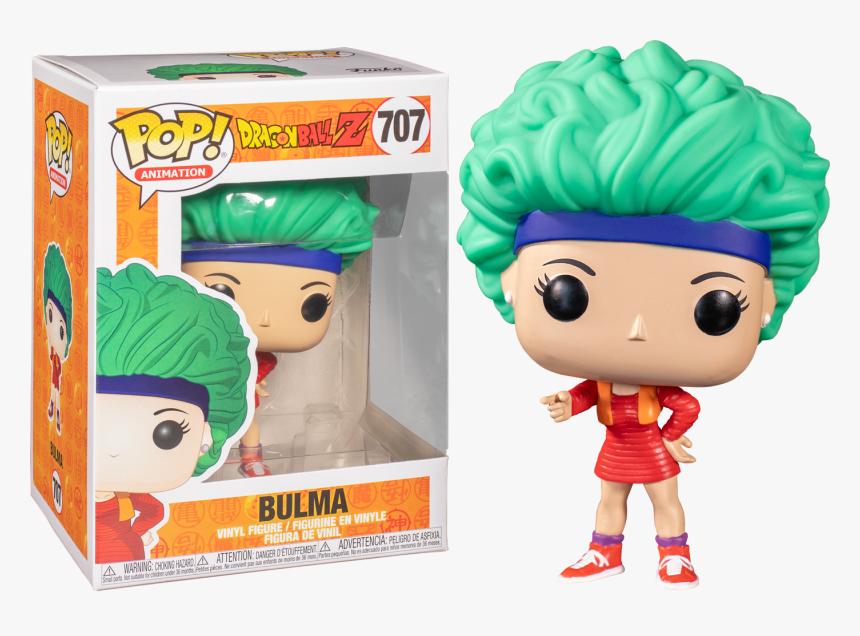 Bulma Pop Vinyl Figure - Funko Pop Dragon Ball Z Bulma, HD Png Download, Free Download