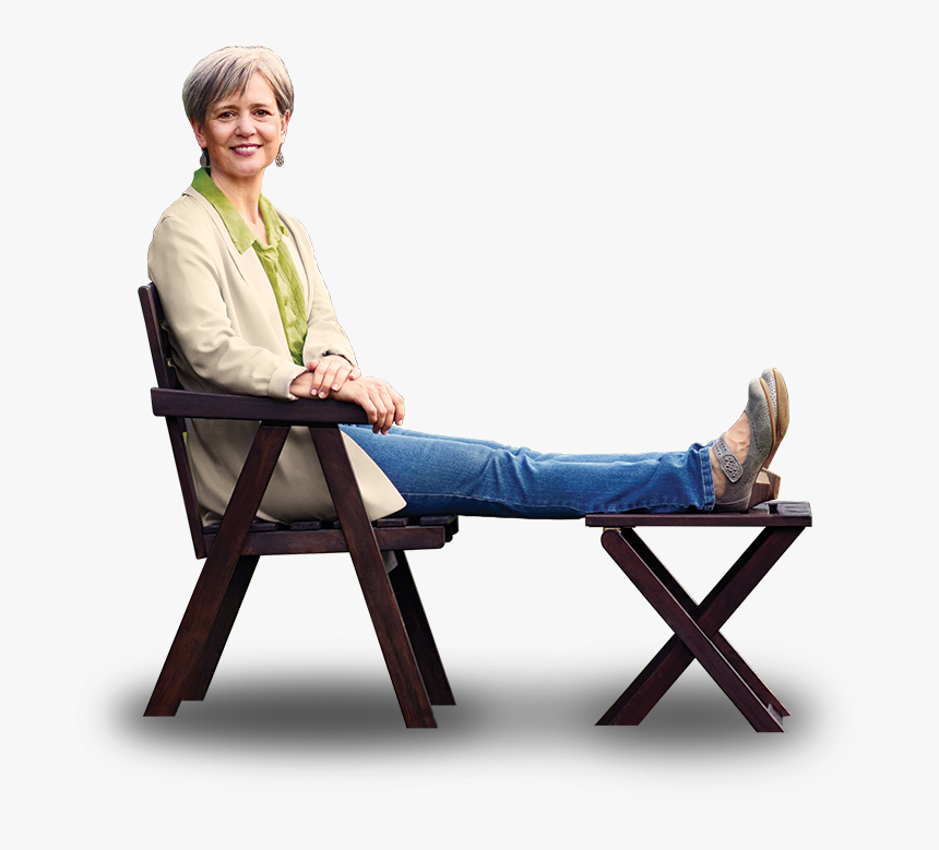 Lynparza® As A Maintenance Therapy For Recurrent Ovarian - Sitting, HD Png Download, Free Download