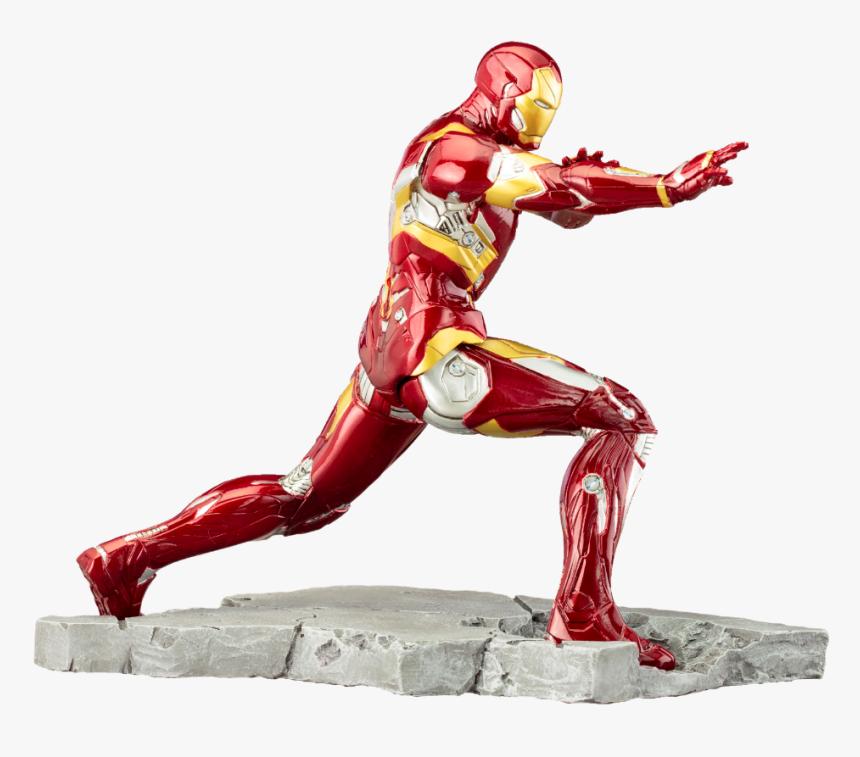 Kotobukiya Captain America Civil War Iron Man Mark - Iron Man, HD Png Download, Free Download