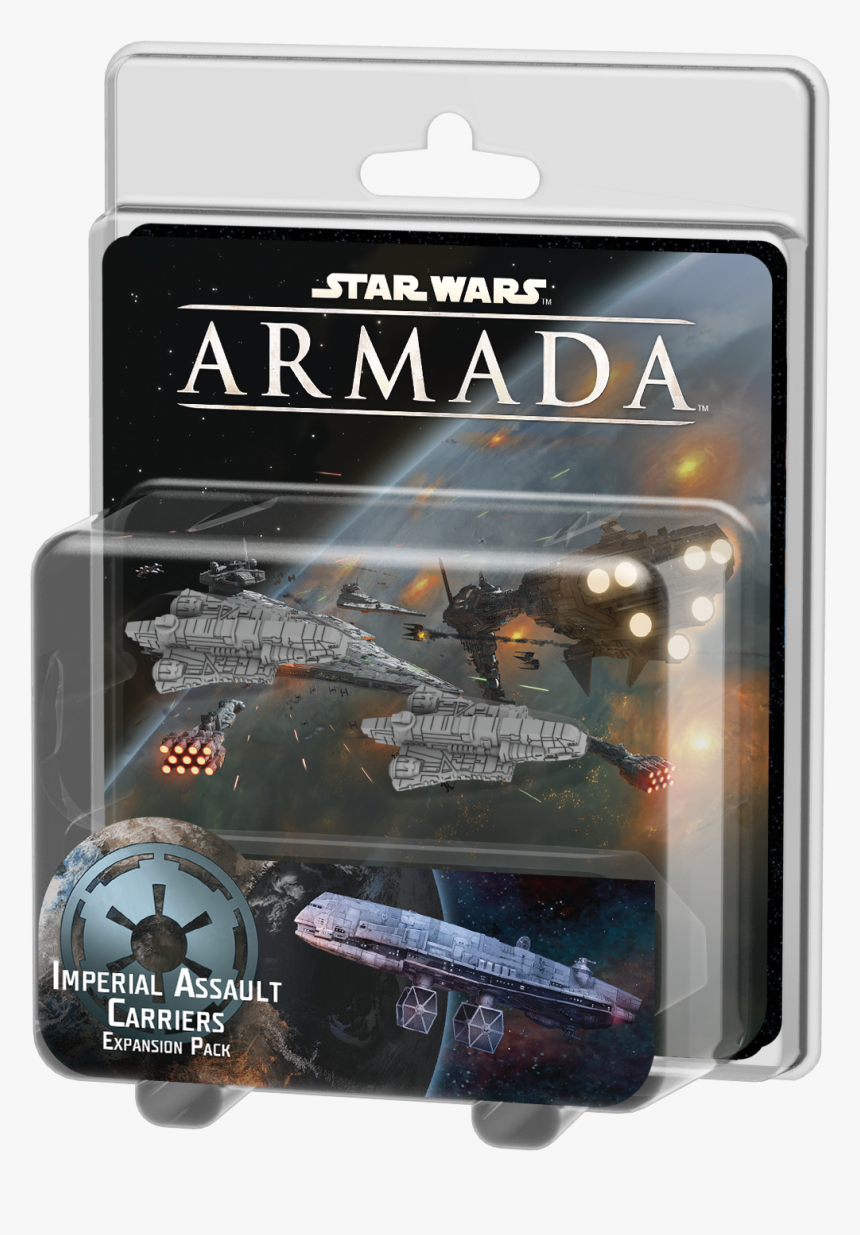 Star Wars Armada Imperial Assault Carrier, HD Png Download, Free Download