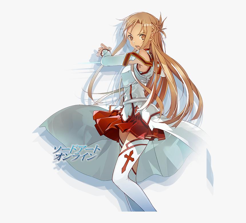 Anime, 91act, Sega, Sword Art Online, Dengeki Bunko - Crossing Void Asuna Awakening, HD Png Download, Free Download