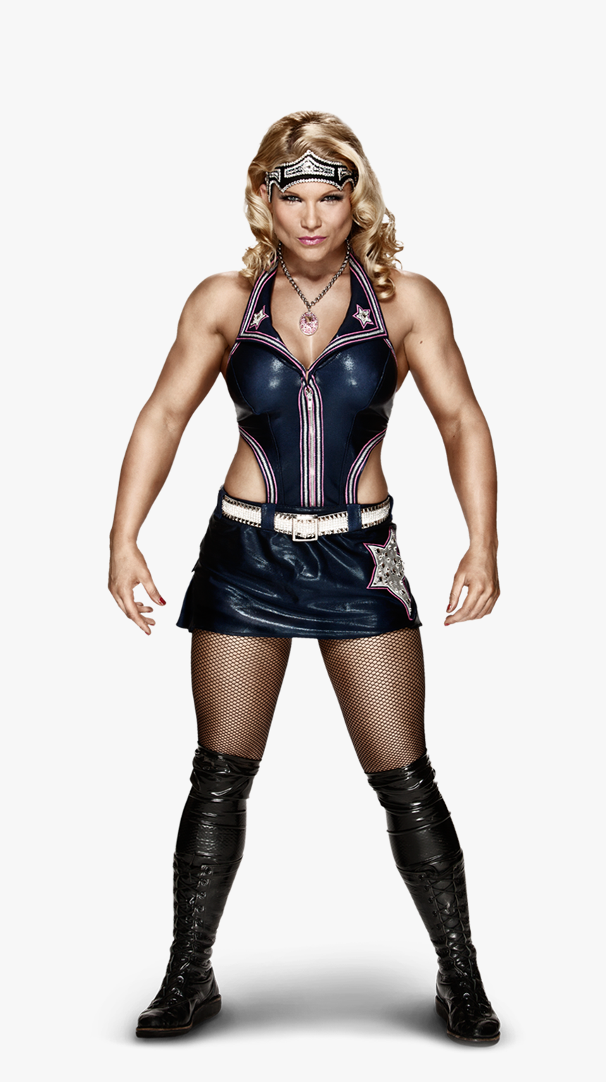Wwe Beth Phoenix Png, Transparent Png, Free Download