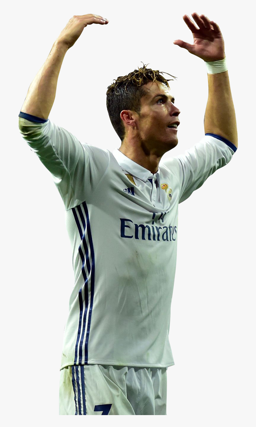 Cr7 Real Madrid Cristiano Ronaldo Png Clipart Image - Cristiano Ronaldo  Madrid Png, Transparent Png , Transparent Png Image - PNGitem