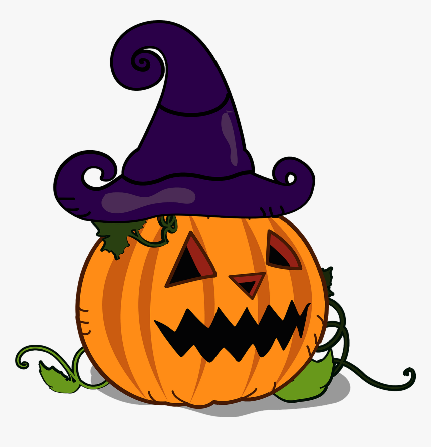 Pumpkin Pumpkin Clipart Halloween, HD Png Download, Free Download