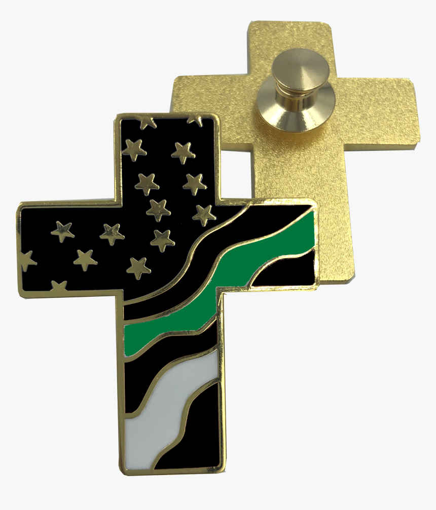 Correctional Officer Cross, HD Png Download, Free Download
