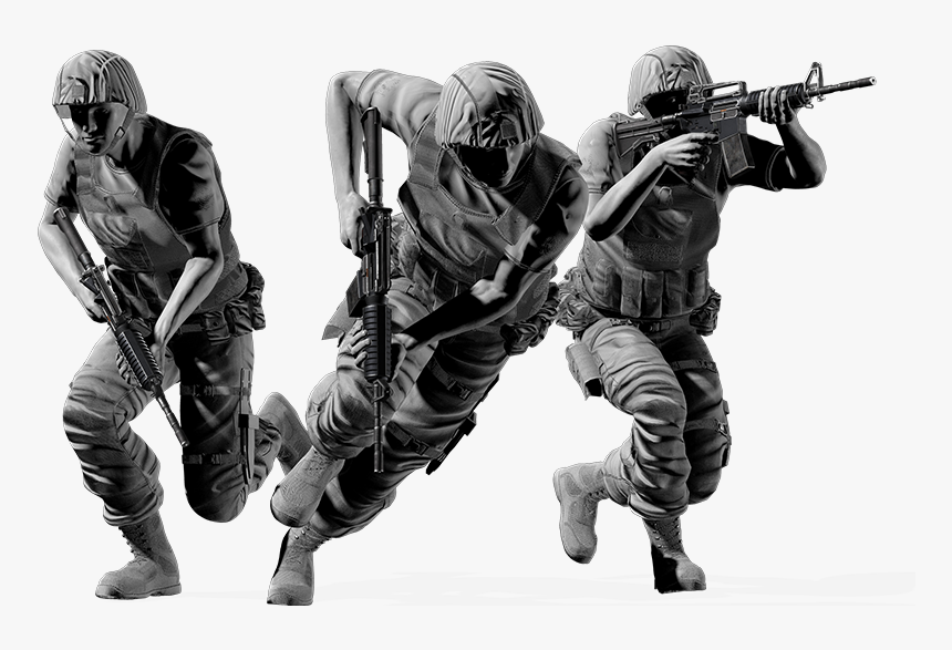 Infantry, HD Png Download, Free Download