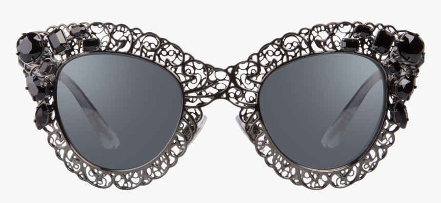 Dolce & Gabbana - Dolce And Gabbana Filigree Sunglasses, HD Png Download, Free Download