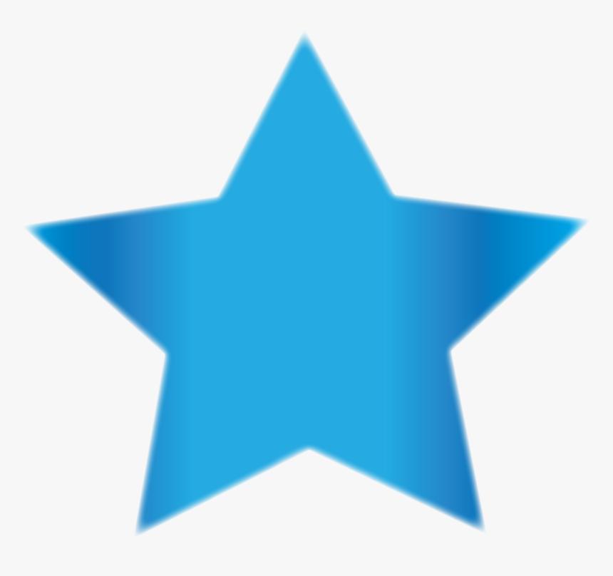 Estrellas De Color Azul, HD Png Download, Free Download