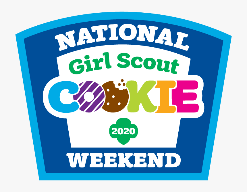 2020 National Gs Cookie Weekend Patch Final, HD Png Download, Free Download