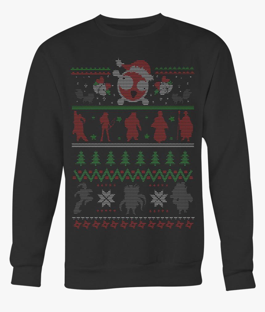 Unisex Sweatshirt T Shirt - Long-sleeved T-shirt, HD Png Download, Free Download
