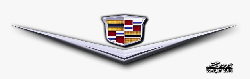 Cadillac V Logo Png, Transparent Png, Free Download