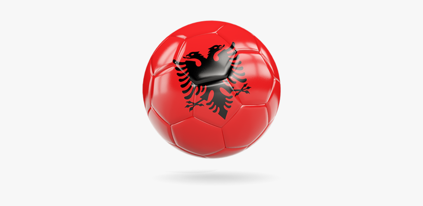 Glossy Soccer Ball - Libya Soccer Ball, HD Png Download, Free Download