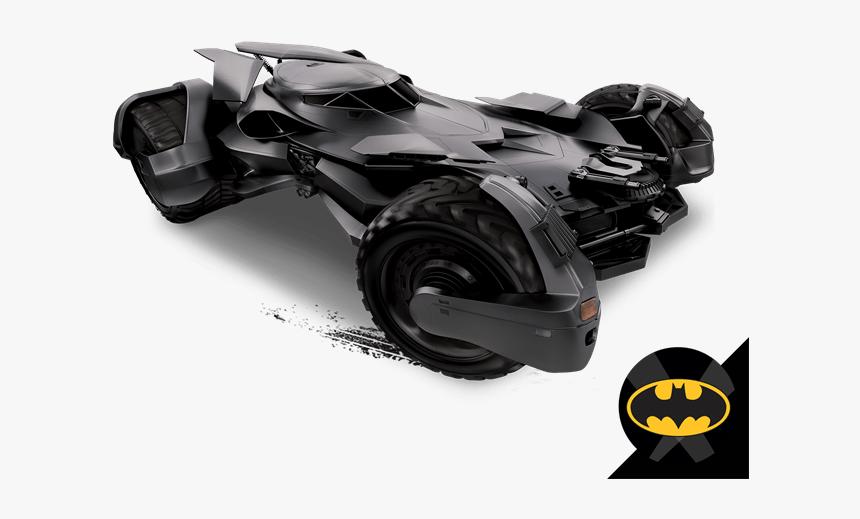 Batmobile Toy Batman Vs Superman Hot Wheels, HD Png Download, Free Download