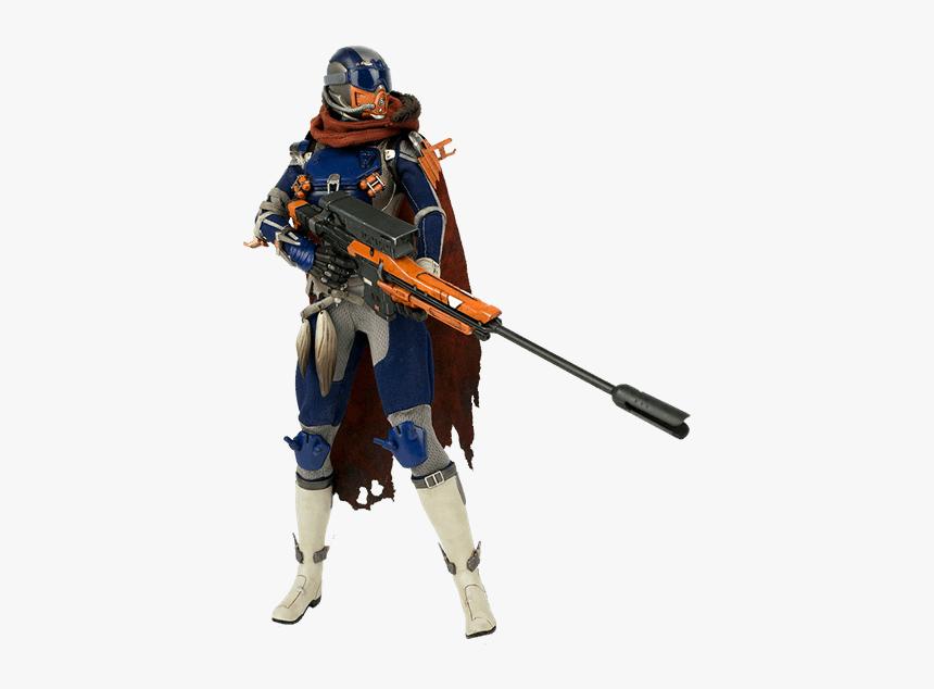 Destiny Hunter Png - Destiny 2 Hunter Sniper, Transparent Png, Free Download