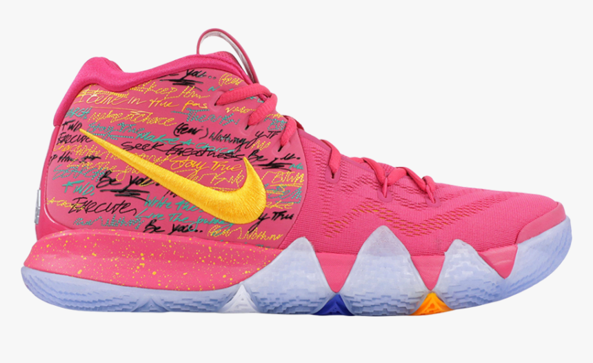 """Kyrie 4 """"nba 2k18 - Kyrie 4 Friends And Family, HD Png Download, Free Download"""