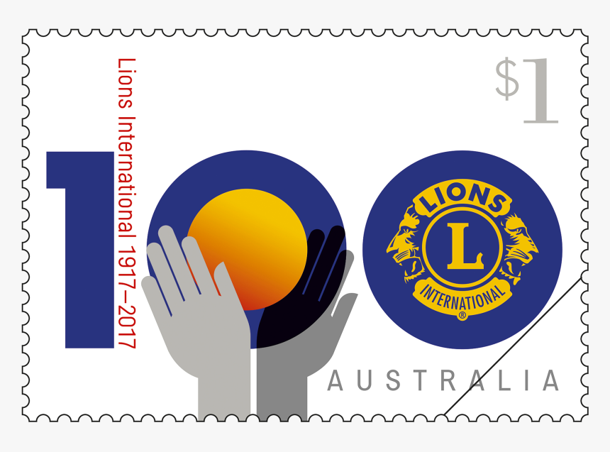 Lions International Stamps Club, HD Png Download, Free Download