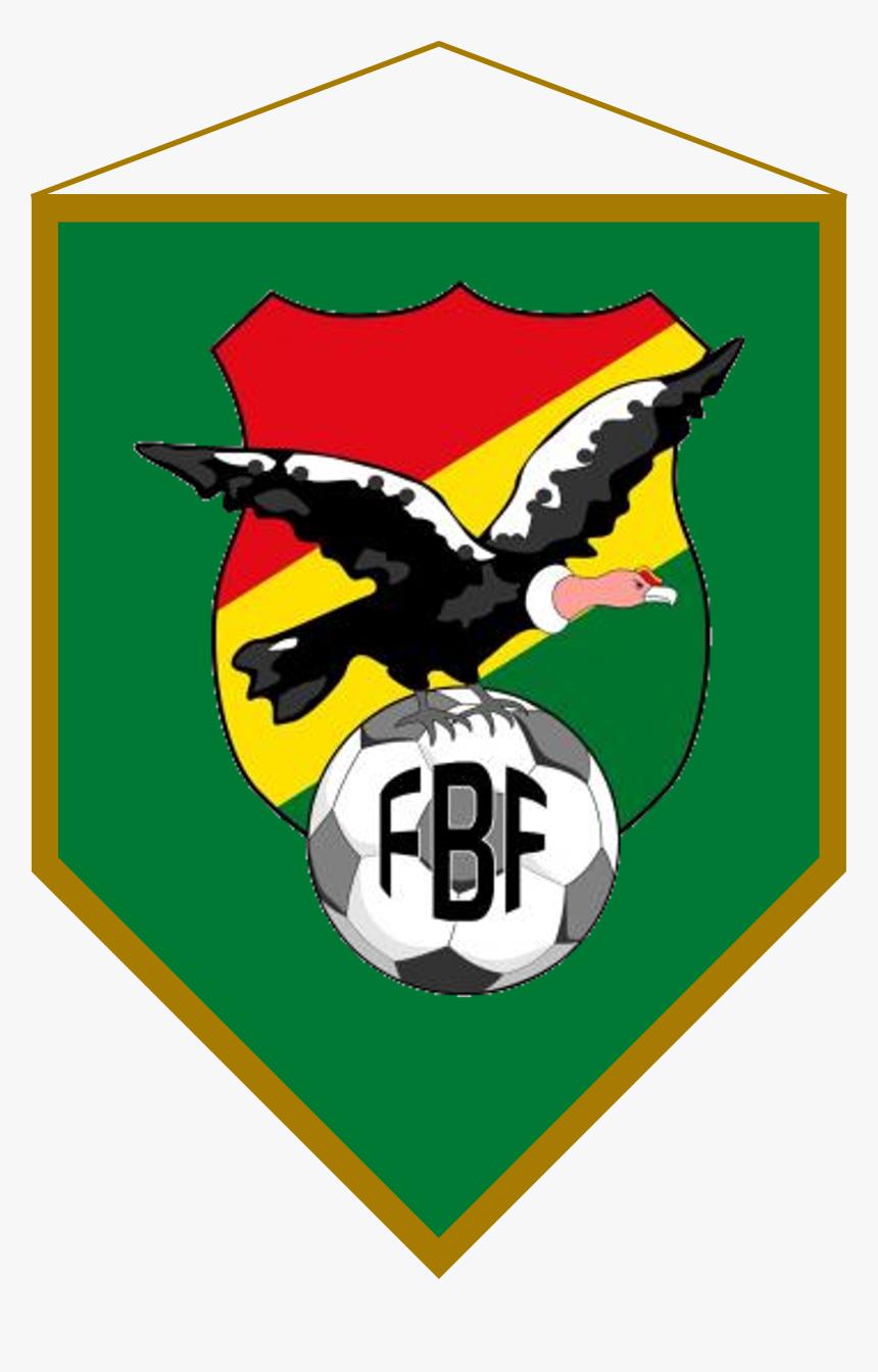 Logo Banderín Bolivia - Bolivian Football Federation, HD Png Download, Free Download