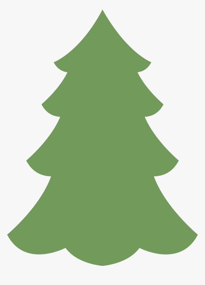 Christmas Tree, Fir, Christmas, Feast, Celebrate, Green - Christmas Tree Png Illustration, Transparent Png, Free Download