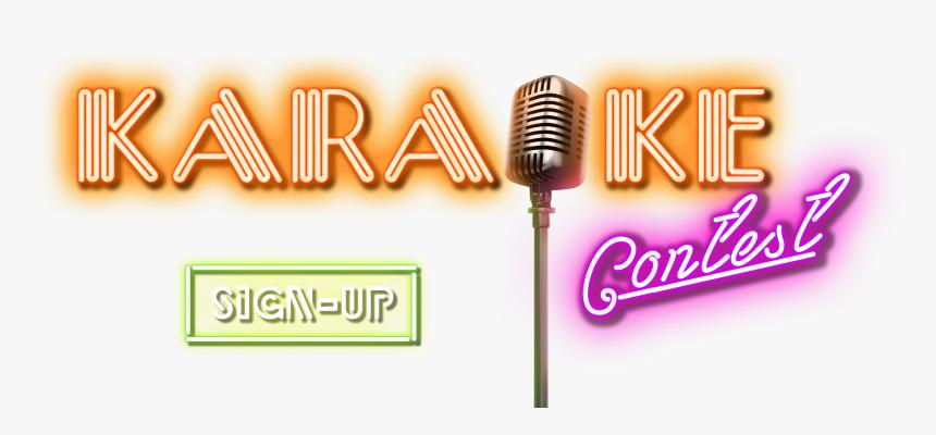 Karaoke Png Download Image - Karaoke Contest Png, Transparent Png, Free Download
