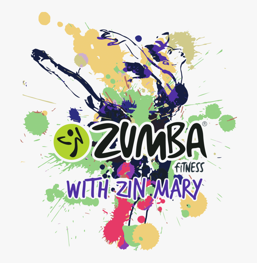 Transparent Transformation Clipart - Zumba Fitness, HD Png Download, Free Download