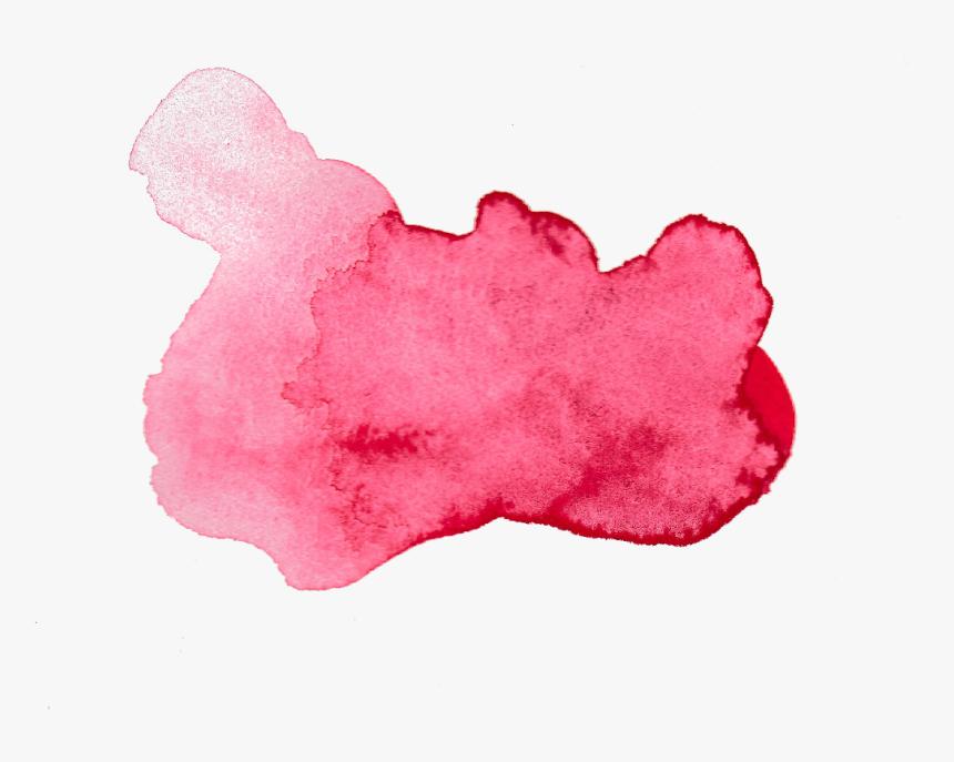 #pink #splash #paint #watercolor #watercolour #ftestickers - Pink Watercolor Splash Png, Transparent Png, Free Download
