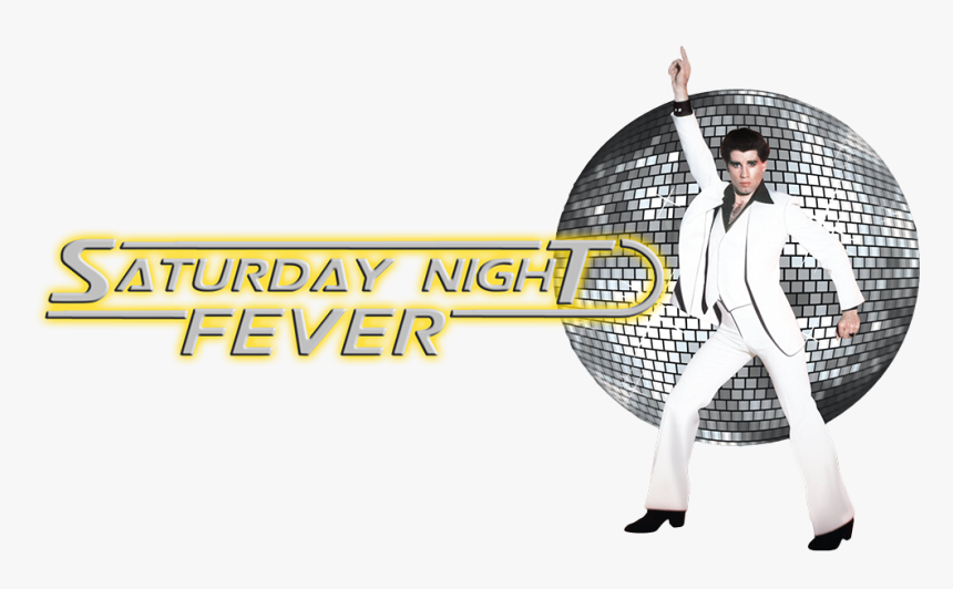 Saturday Night Fever Banner, HD Png Download, Free Download