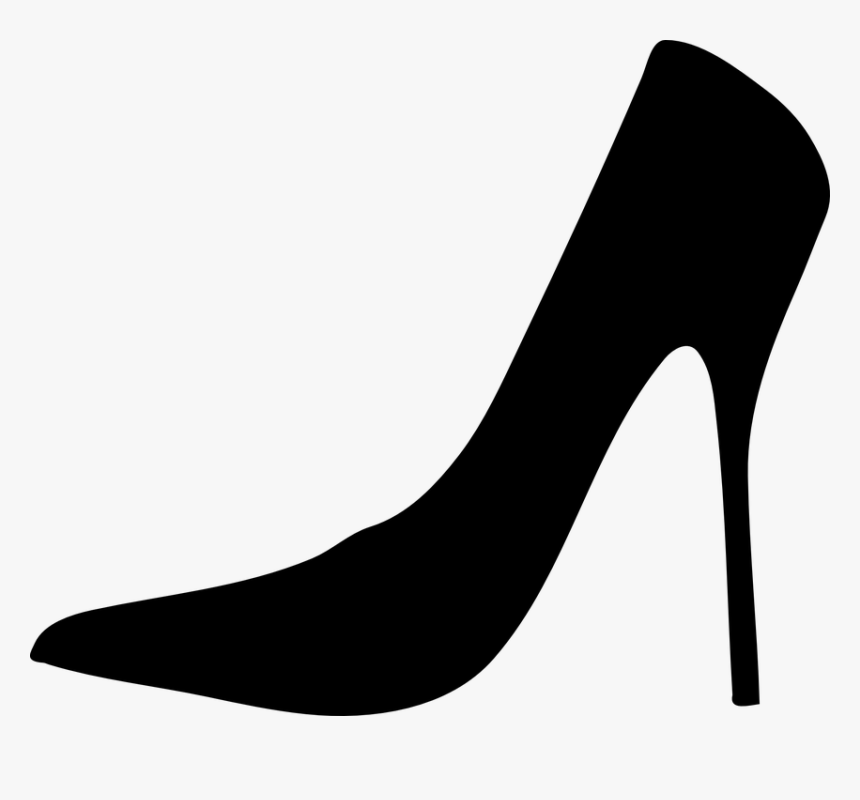 Thumb Image - Women Shoes Silhouette, HD Png Download, Free Download