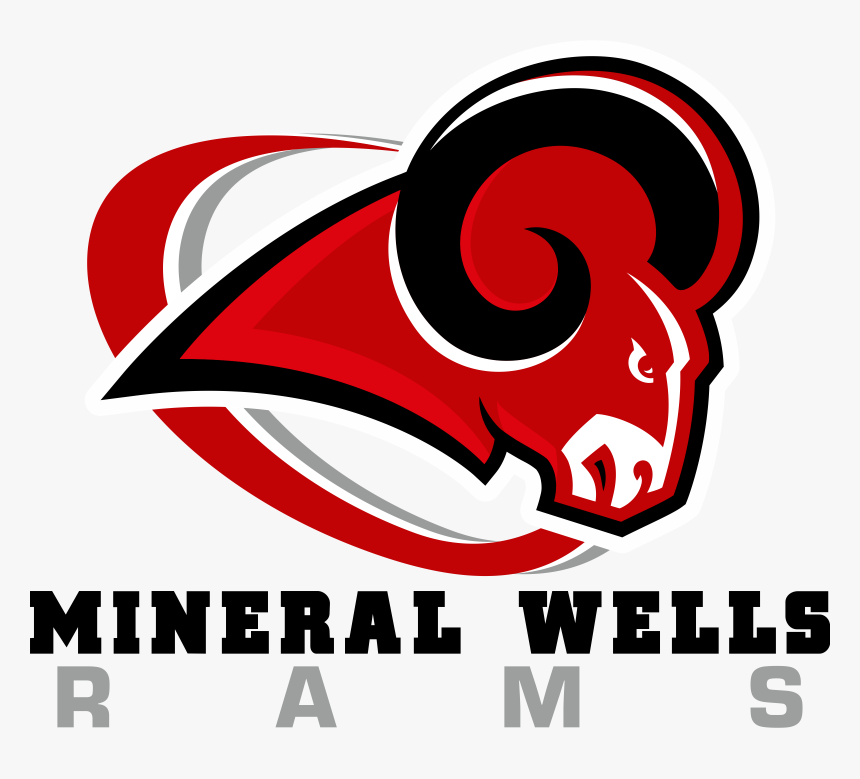 Rams Red And Black, HD Png Download, Free Download