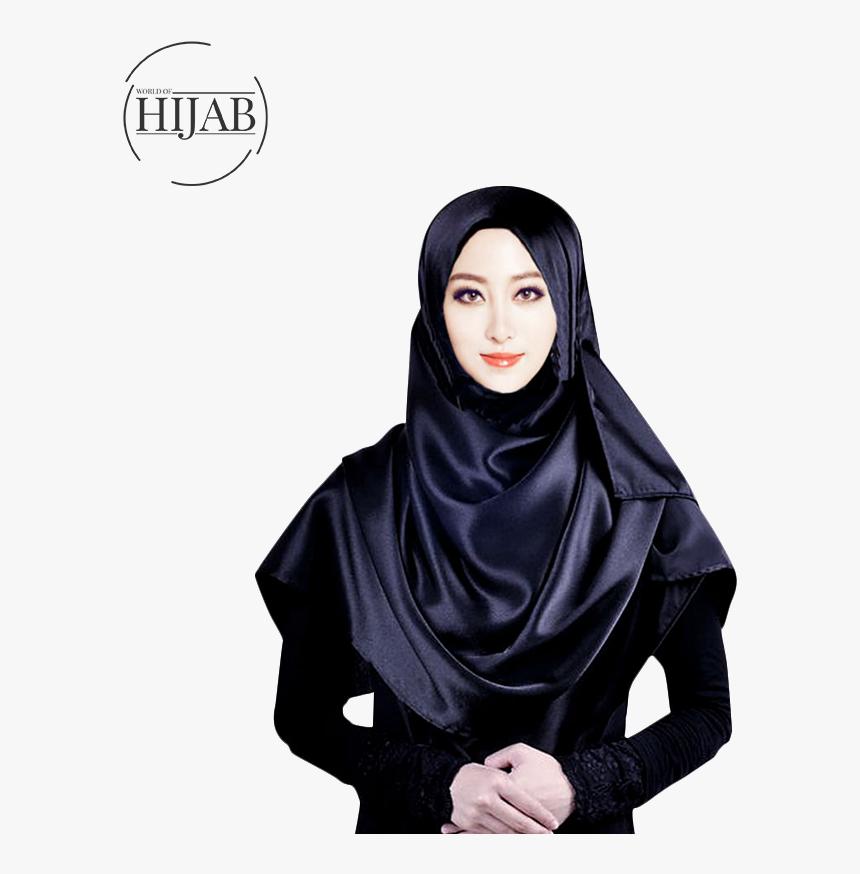 Muslim Satin Fashion, HD Png Download, Free Download