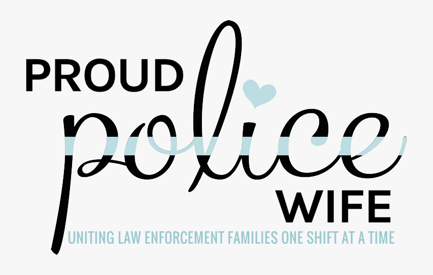 Am A Proud Police Wife, HD Png Download, Free Download