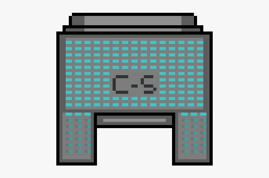 Edificio Pixel Art Png, Transparent Png, Free Download