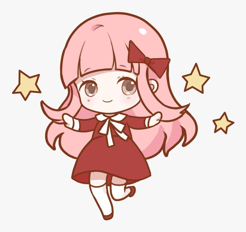 #anime #cute #japan #kawaii #girl #happy #new #party - Love Nikki Nikki Chibi, HD Png Download, Free Download